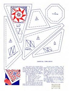 pinwheel quilting pattern