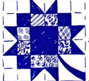 maple leaf quilting pattern