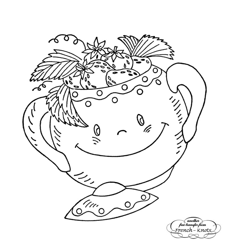 sugar bowl embroidery pattern