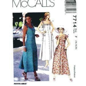 mccalls 7714