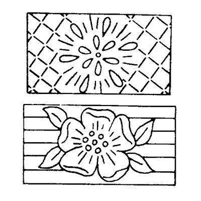 flower motifs embroidery patterns