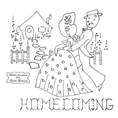 homecoming wedding