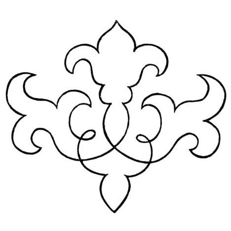 fleur de lis braiding