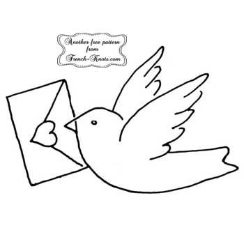 dove letter
