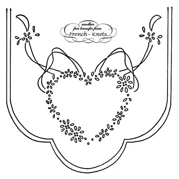 heart border