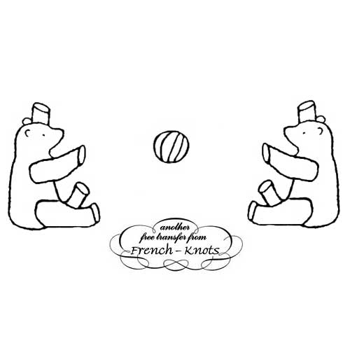 bouncy ball bears