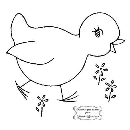 chick - duck set