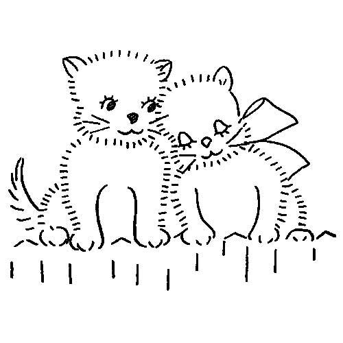 fuzzy kittens