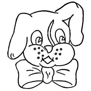 puppy head