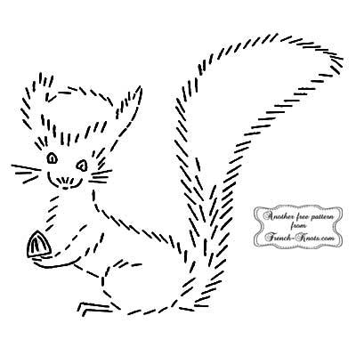 fuzzy squirrel
