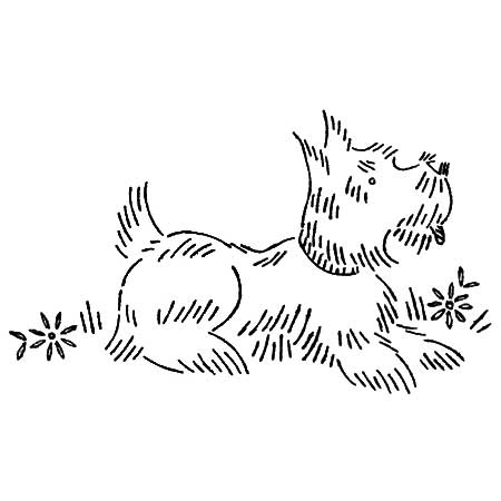 scottie dog terrier